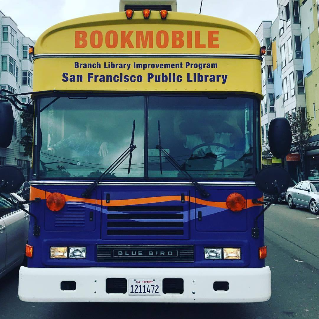 Book Mobile Bus